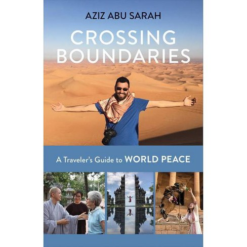 Crossing Boundaries - by  Aziz Abu Sarah (Paperback) - image 1 of 1