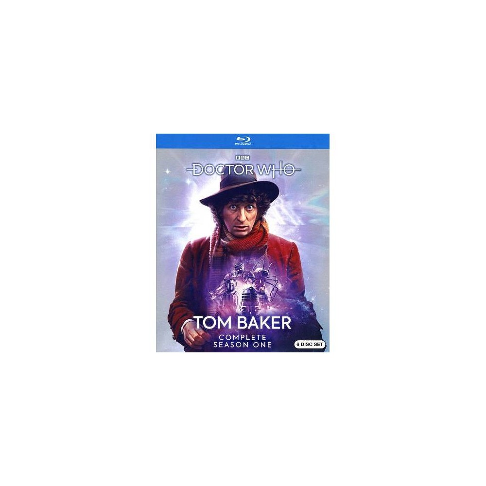 Doctor Who:Tom Baker Complete First S (Blu-ray)