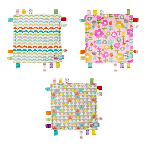 Bright Starts Little Taggies Blanket - image 1 of 7