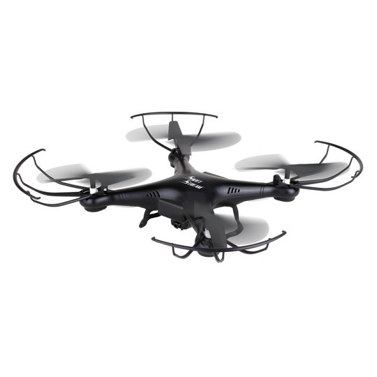 Swift Stream Z-18 Wi-Fi Camera Drone- Black image number null