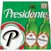 Presidente Pilsner Style Beer - 12pk/12 fl oz Bottles - image 4 of 4