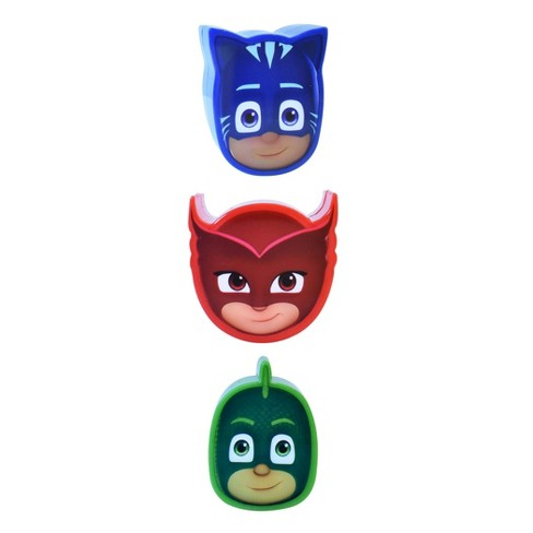 3ct Easter PJ Masks Fillable Treat Containers - image 1 of 2