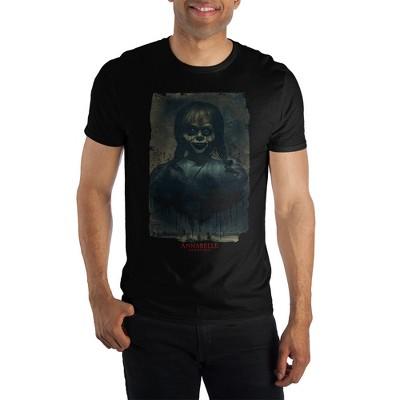 Bioworld Mens Product Logo Regular Fit Short Sleeve Crew Graphic Tee - Black XX Large