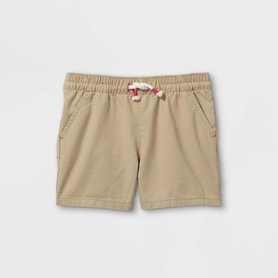 Toddler Girls' Woven Pull-On Shorts - Cat & Jack™
