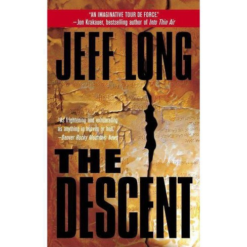 The Descent - by  Jeff Long (Paperback) - image 1 of 1