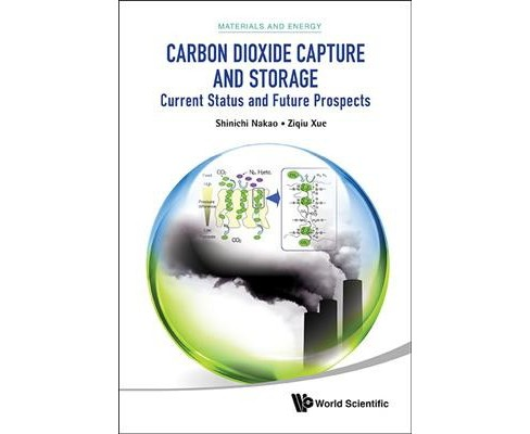 Carbon Dioxide Capture and Storage : Current Status and Future Projects (Hardcover) (Ziqiu Xue & - image 1 of 1