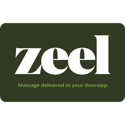 Zeel Gift Card $50 (Email Delivery)