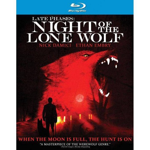 Late Phases: Night of the Lone Wolf (Blu-ray) - image 1 of 1