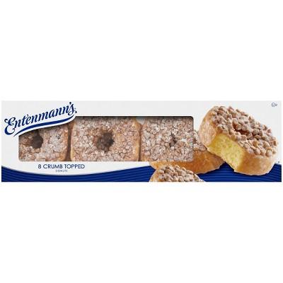 Entenmann's Crumb Donuts - 16oz