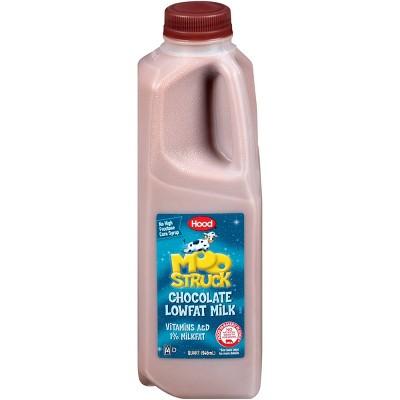 Hood Moostruck 1% Chocolate Milk - 1qt