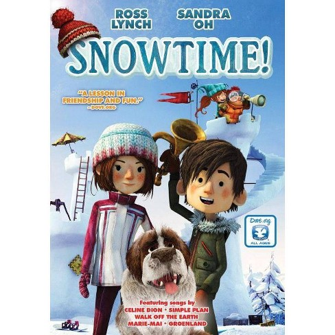 Snowtime! (DVD) - image 1 of 1