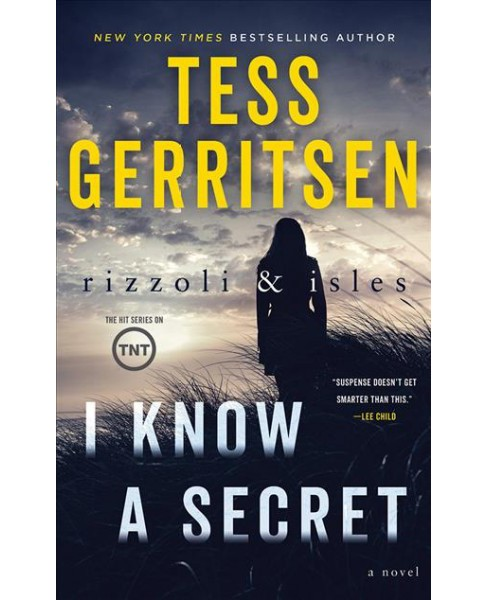 I Know a Secret -  Unabridged (Rizzoli & Isles) by Tess Gerritsen (CD/Spoken Word) - image 1 of 1