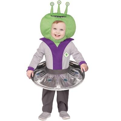 Fun World Little Alien Infant/Toddler Costume