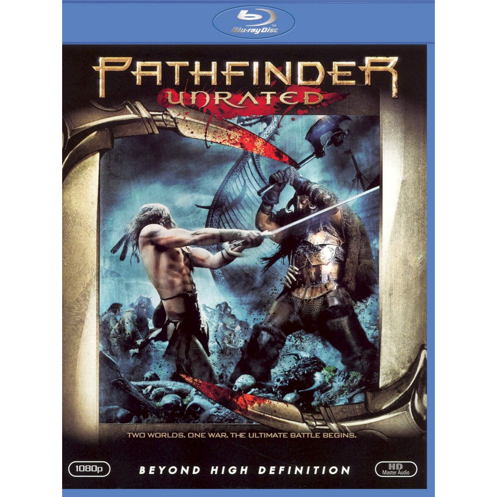 Pathfinder (Blu-ray), Movies