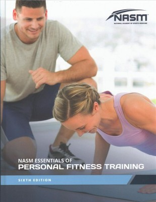 Nasm Essentials Of Personal Fitness Training Hardcover Target