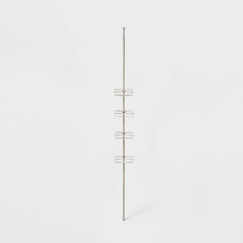 Steel Corner Pole Caddy - Made By Design™ - image 1 of 4