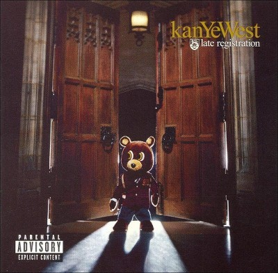Kanye West - Late Registration [Explicit Lyrics] (Vinyl)