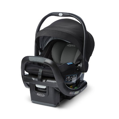 Graco SnugRide SnugFit 35 LX Infant Car Seat with Anti-Rebound Bar