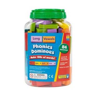 Educational Insights Phonics Dominoes — Long Vowels