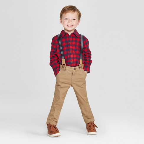 "d04559416891 Dress your #TargetLittle up for #holiday gatherings & #family photos in  #classic plaids..."" 🎄 target targetstyle catandjackbytarget #target  #targetstyle ..."