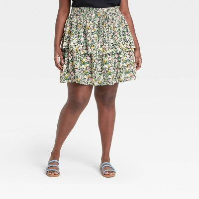 Women's Mini Skirt - Who What Wear™