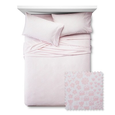 Fetching Florals Sheet Set - Pillowfort™