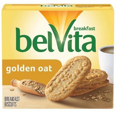 belVita Golden Oat Breakfast Biscuits - 5 Packs