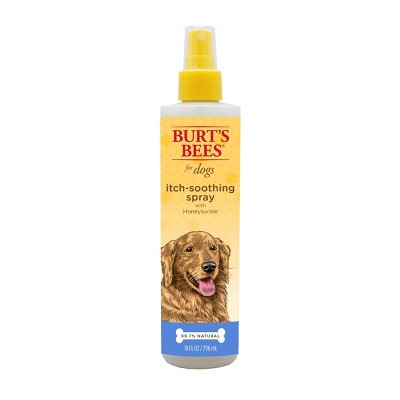 Dog Grooming: Burt's Bees Itch-Soothing Spray