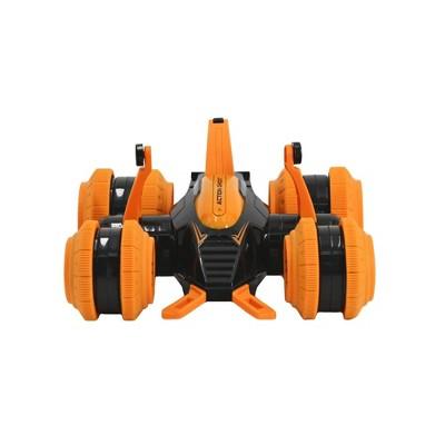 Goodly Toys 2.4 GHz RevVolt Hover Stunt Storm RC Vehicle - Orange