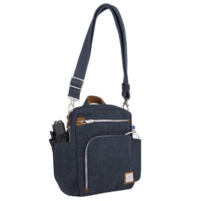 Travelon RFID Anti-Theft Heritage Tour Bag