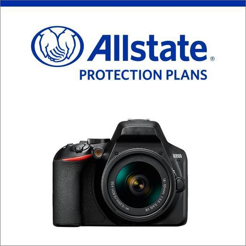 Allstate 2 Year Cameras Protection Plan with Accidents coverage - image 1 of 1