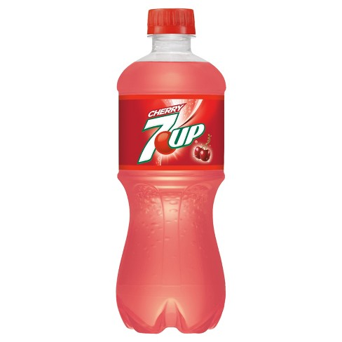 7UP Cherry - 20 fl oz Bottle - image 1 of 1