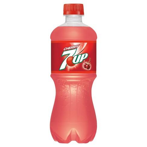 7up cherry 20 fl oz bottle target