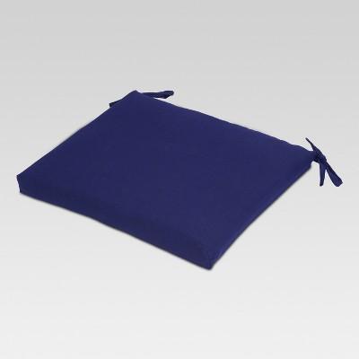 Outdoor Seat Cushion Navy - Threshold™