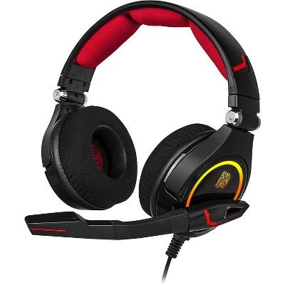 Thermaltake TteSPORTS Cronos RGB 3D 7.1 Surround Sound Gaming Headset