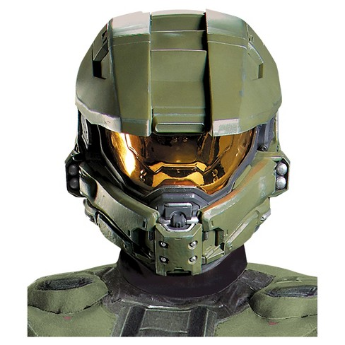 Halloween Master Chief Adult Helmet - image 1 of 2