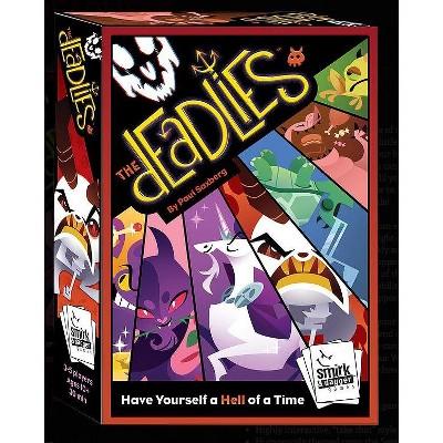 Deadlies Board Game