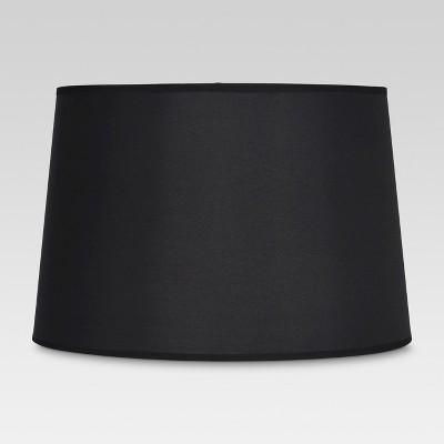 Gold Lined Large Lamp Shade Black - Threshold™