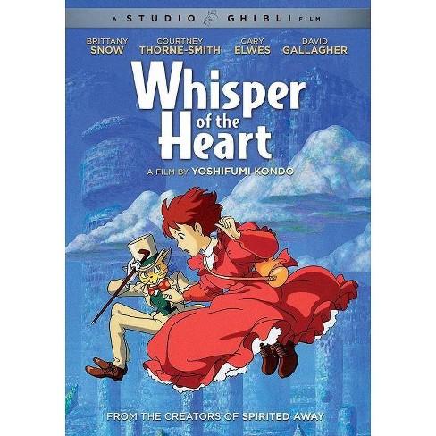 Whisper of the Heart (DVD) - image 1 of 1