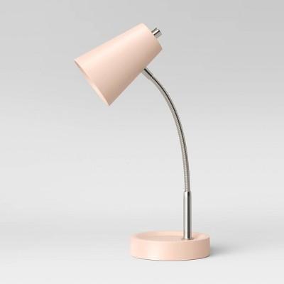 LED Task Table Lamp (Includes Energy Efficient Light Bulb)Blush - Room Essentials™