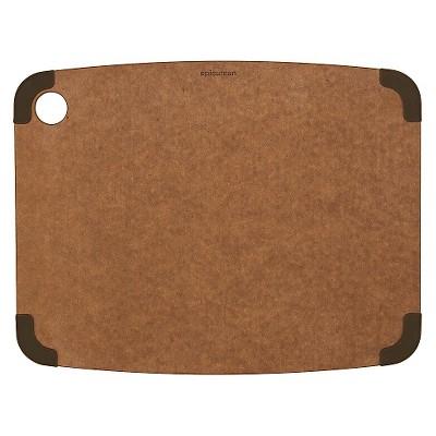 Epicurean 14.5x11.25 Non-Slip Cutting Board - Nutmeg/Brown