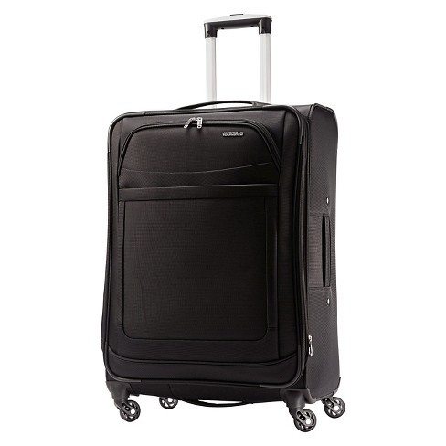 "American Tourister iLite Max Spinner Suitcase - Black (25"") - image 1 of 8"