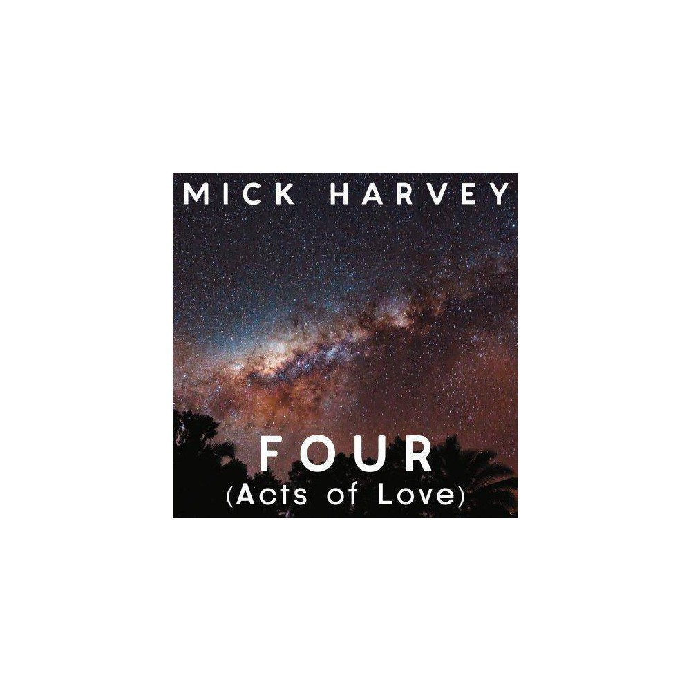 Mick Harvey Four Acts Of Love Cd