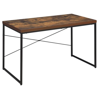 Writing Desk Oak - Acme Furniture