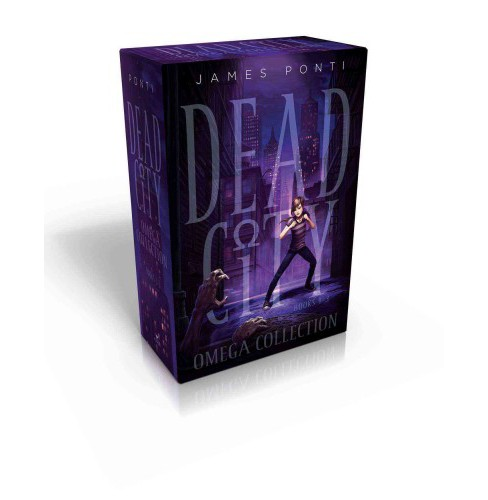 Dead City Omega Collection : Dead City / Blue Moon / Dark Days (Paperback) (James Ponti) - image 1 of 1