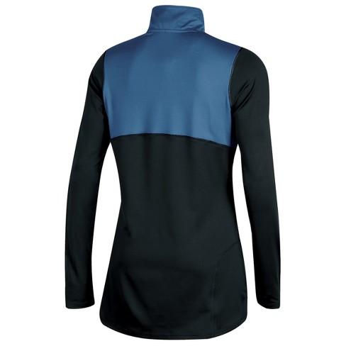 UCLA Bruins Women s Long Sleeve 1 2 Zip Performance Sweatshirt   Target 0f94f6729