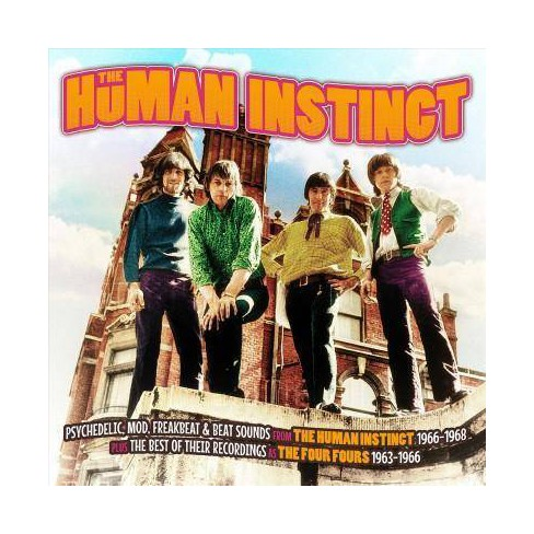 Human Instinct - 1963-1968 (CD) - image 1 of 1