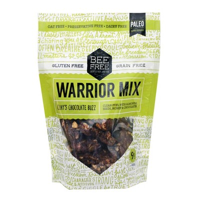 BeeFree Warrior Mix Clay's Chocolate Buzz - 9oz