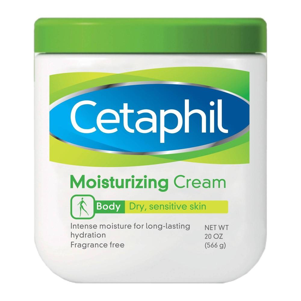 Cetaphil Moisturizing Body Cream 20oz