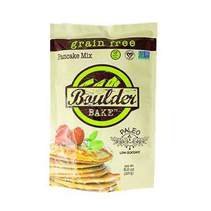 Boulder Bake Grain & Gluten Free Pancake Mix - 8oz